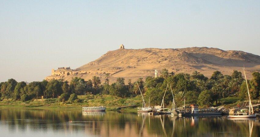 Przyroda w Egipcie